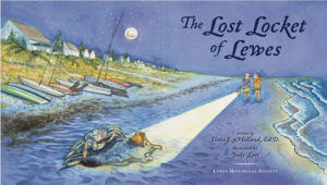 The Lost Locket of Lewes full cover
